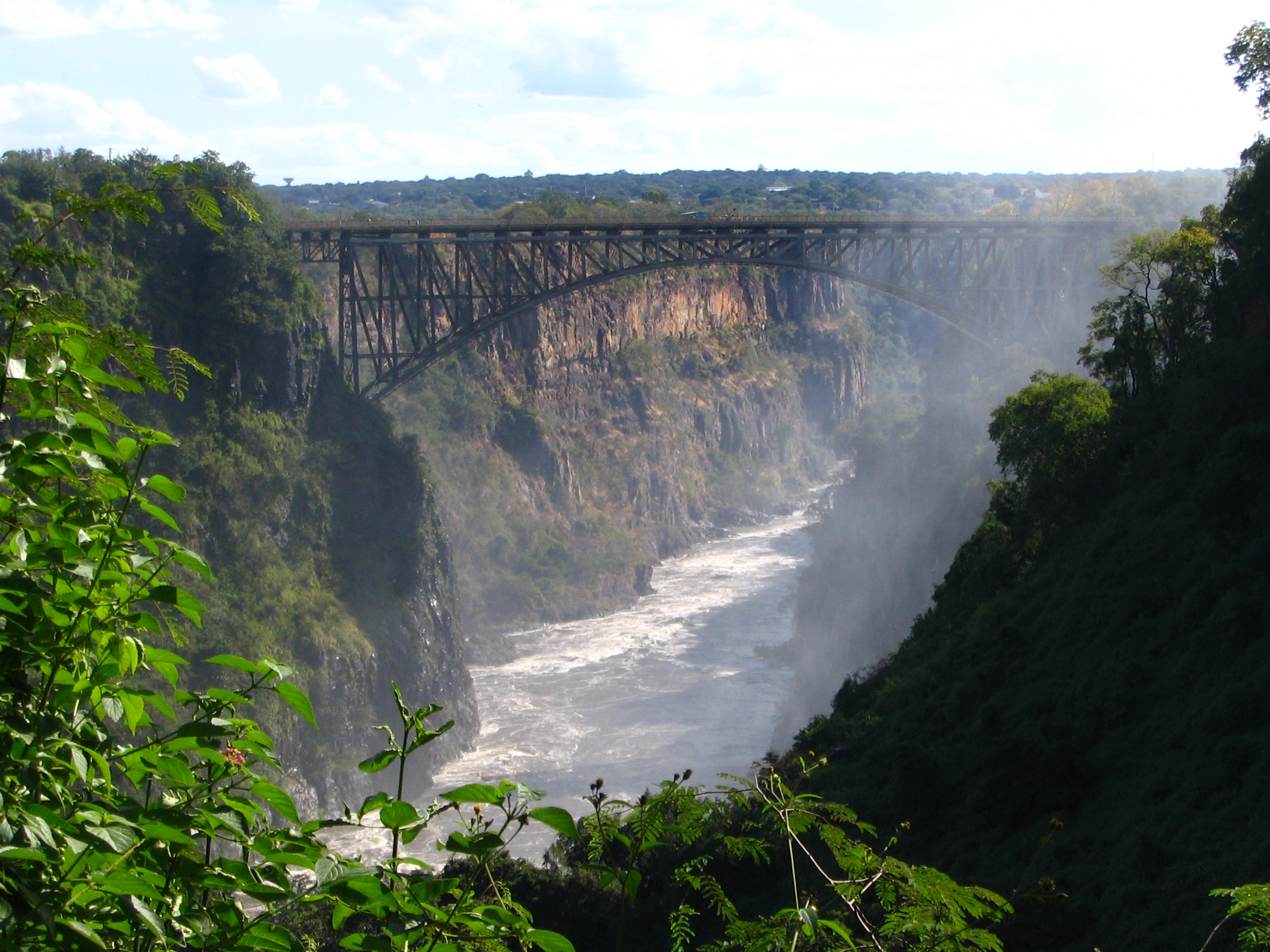 Image result for History of Victoria Falls
