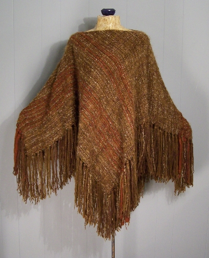 how to make a shoulder shawl
