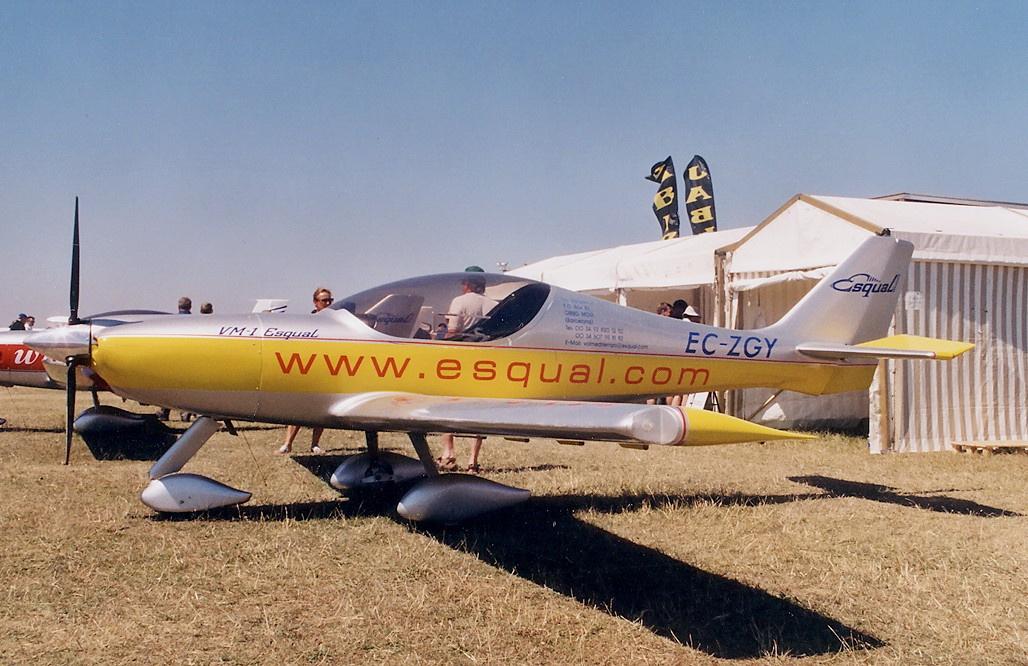 aerocomp vm1 esqual wikipedia
