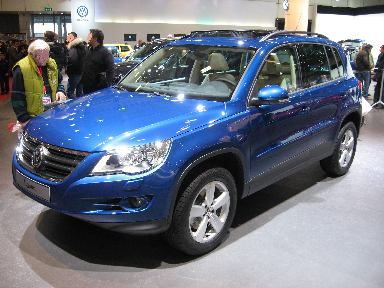 Volkswagen Tiguan TSi