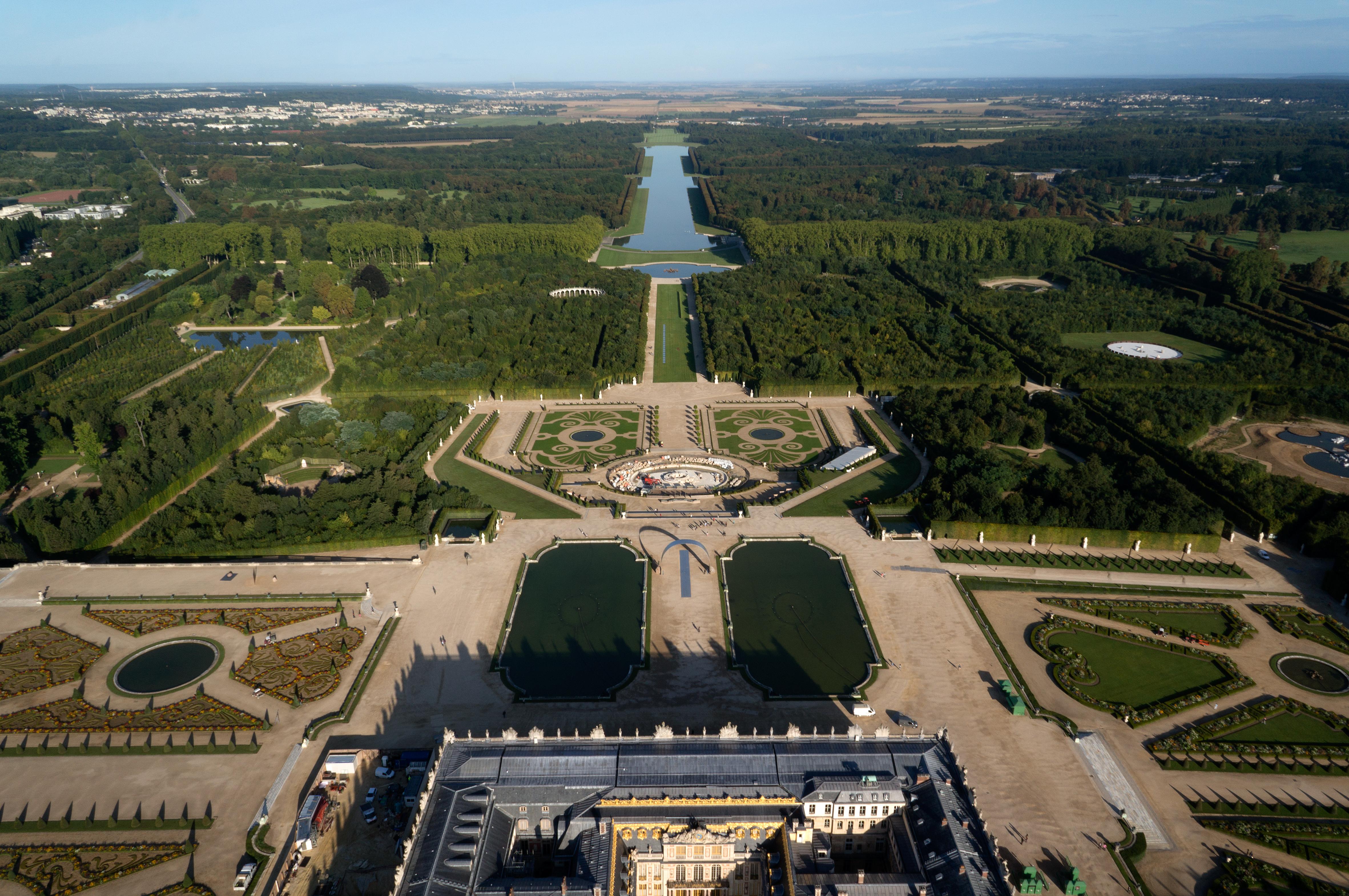 Gardens of Versailles - Wikipedia