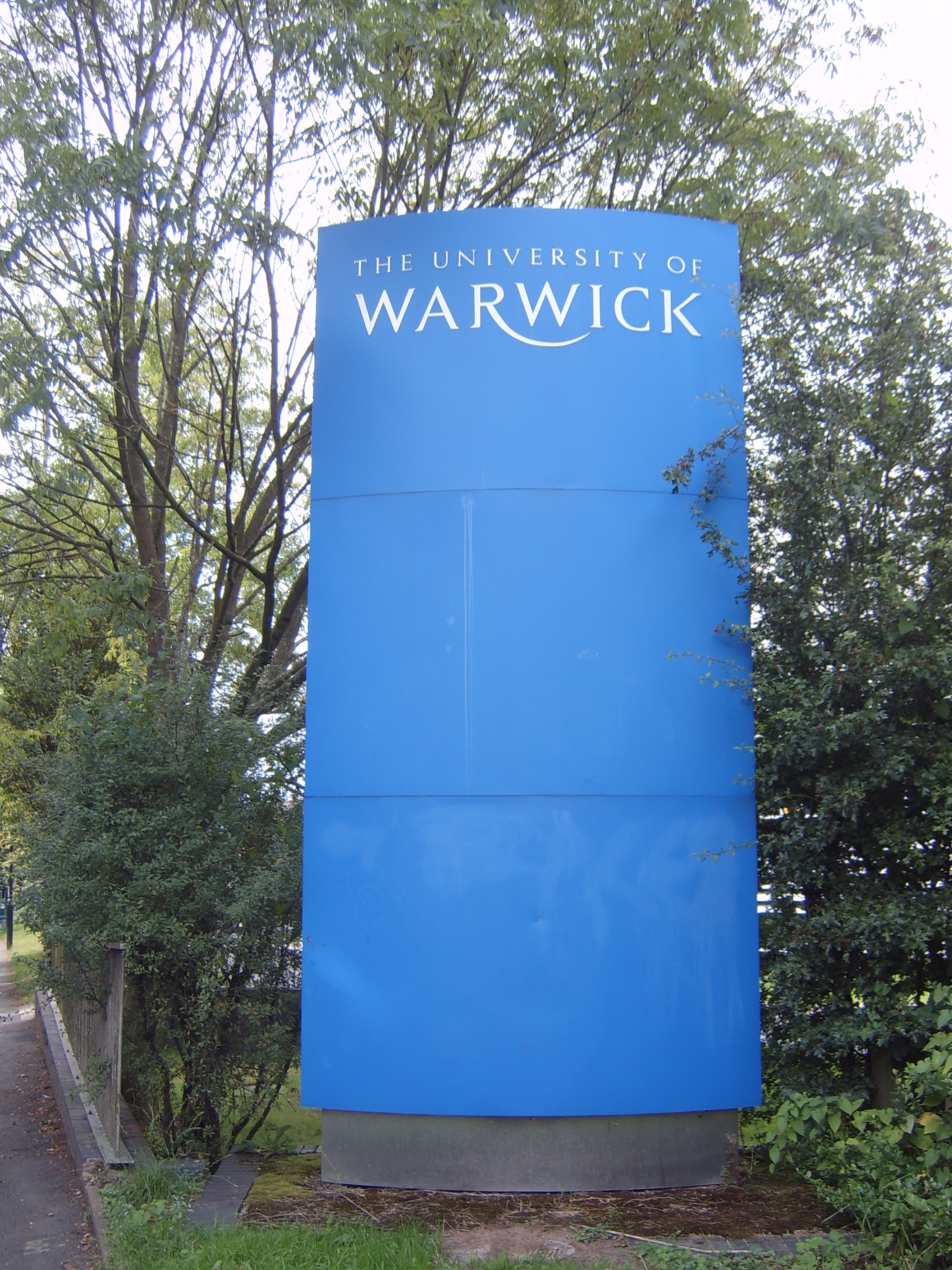 image of University of Warwick