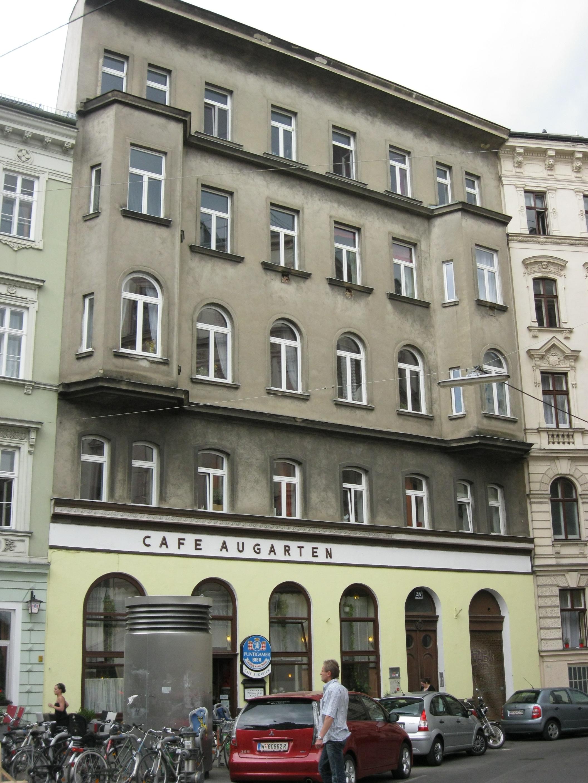 Augarten Cafe Wien