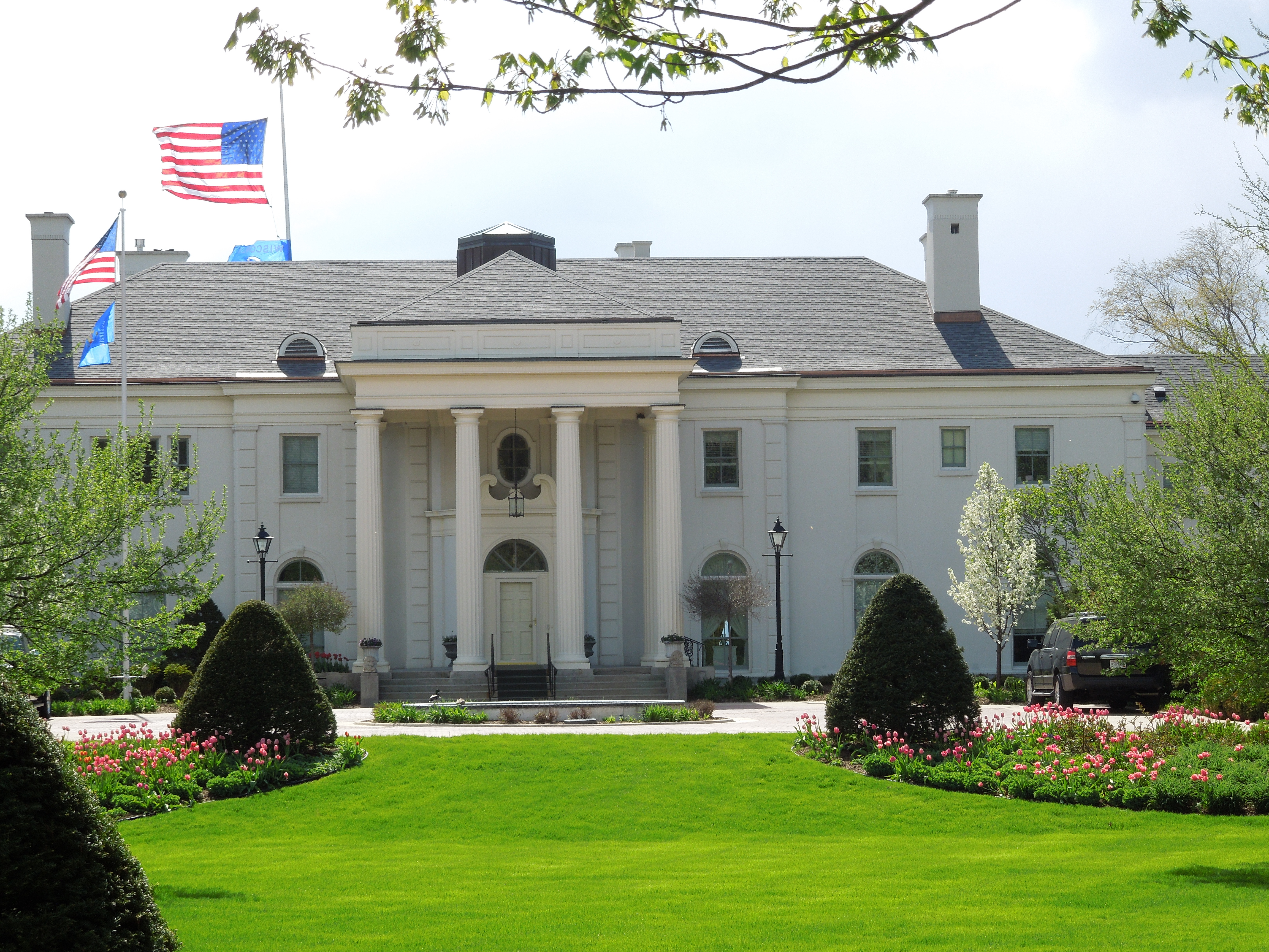 things to do in madison - Governor's Mansion