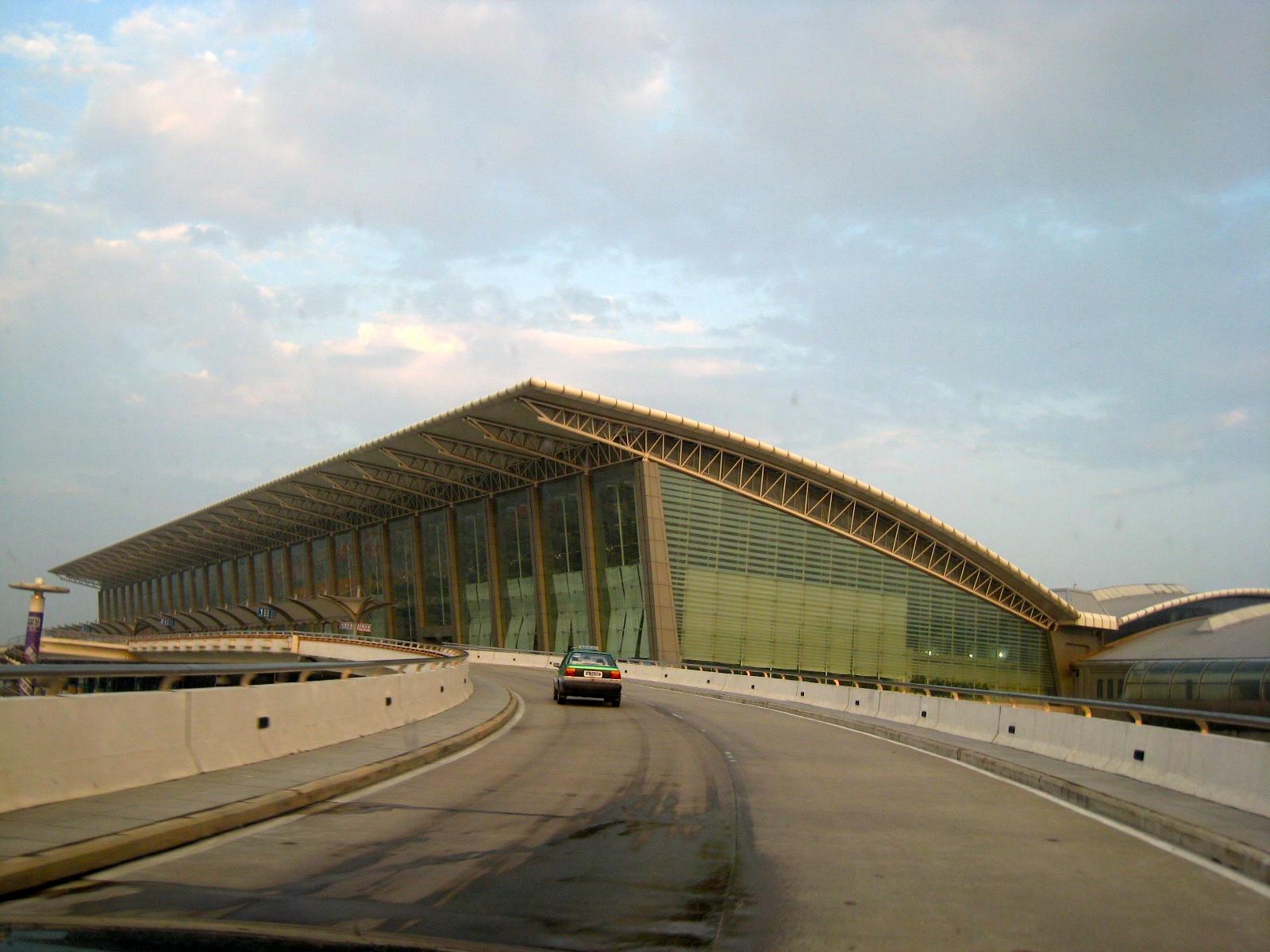 Xi U0026 39 An Xianyang International Airport