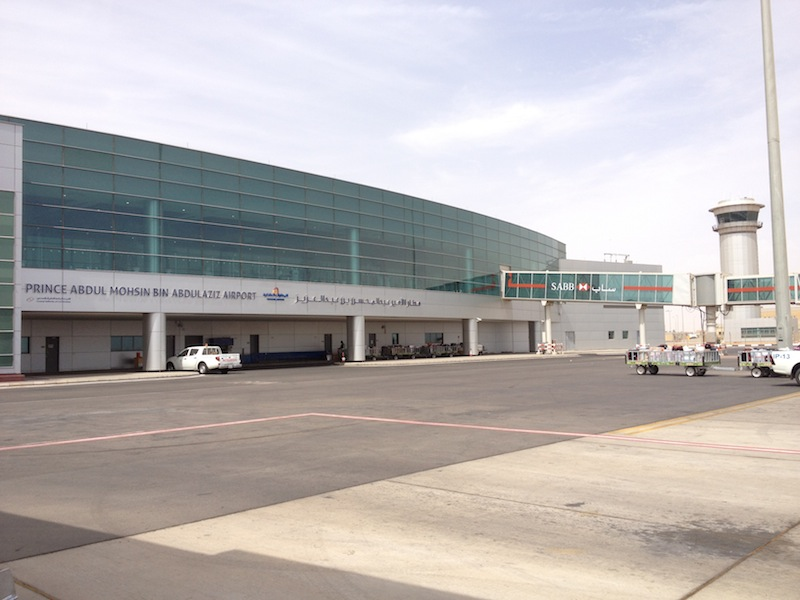 Yanbu Airport - Wikipedia, the free encyclopedia