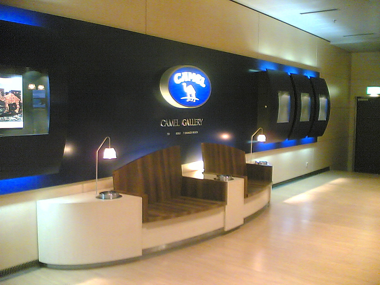 File Zurich International Airport Smoking Lounge Jpg