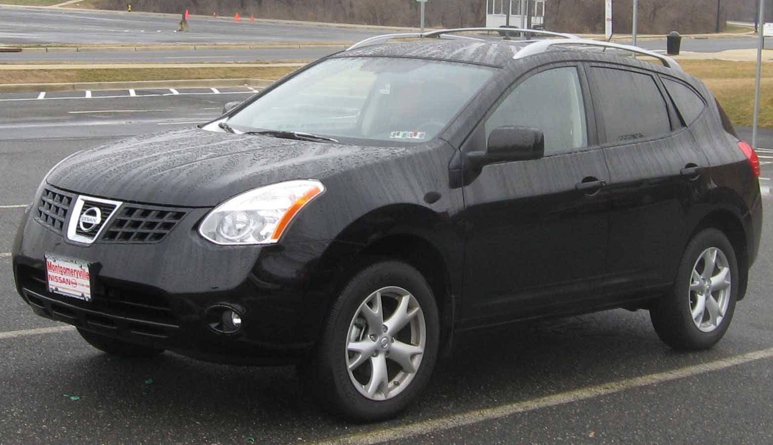 Nissan Rogue Cars Picture