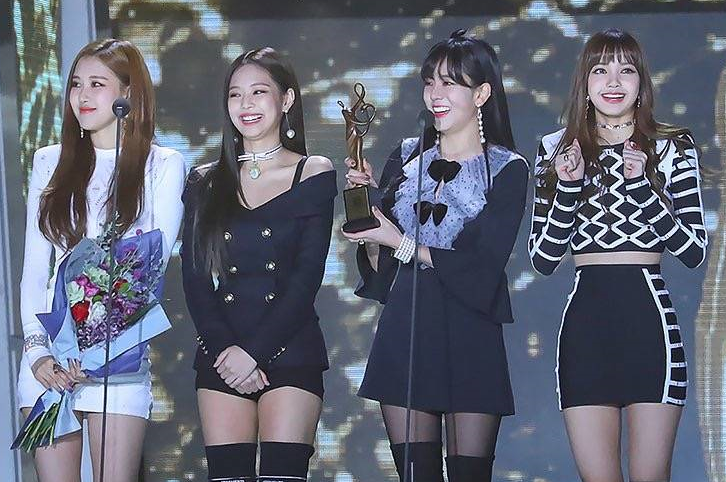 List of awards and nominations received by Blackpink - Wikipedia
