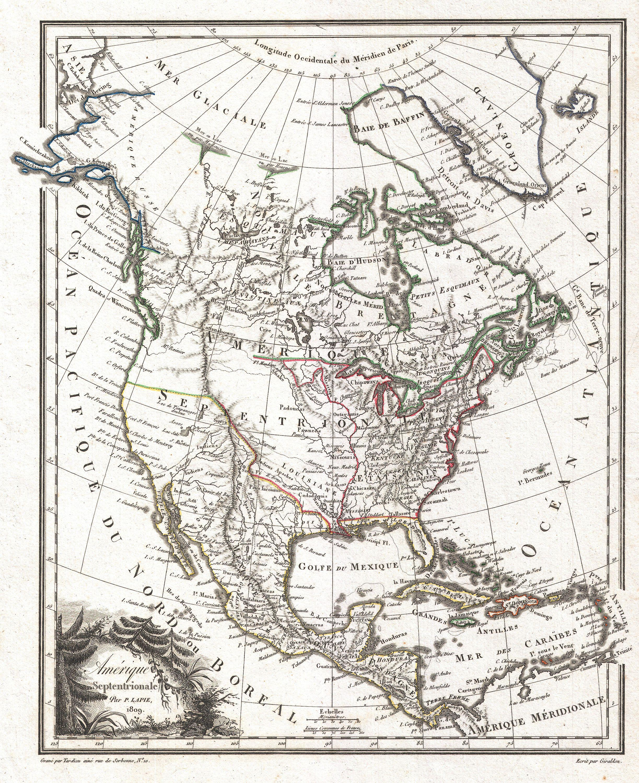 file1809 tardieu map of north america geographicus northamerica tardieu 1810