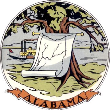 File 1817 Alabama Seal Wpa Png Wikimedia Commons