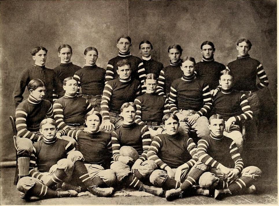 1899 VMI Keydets football team - Wikipedia