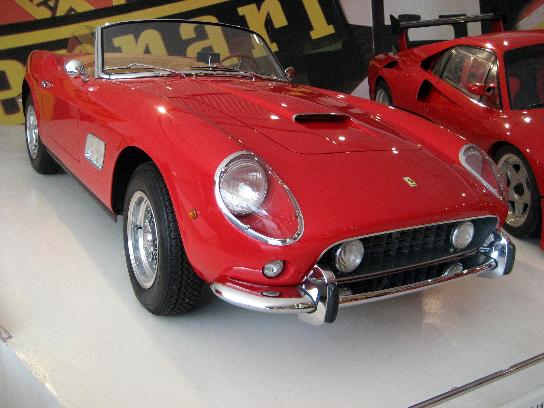 File 1957 Ferrari 250 California 3800692663 Jpg Wikimedia Commons