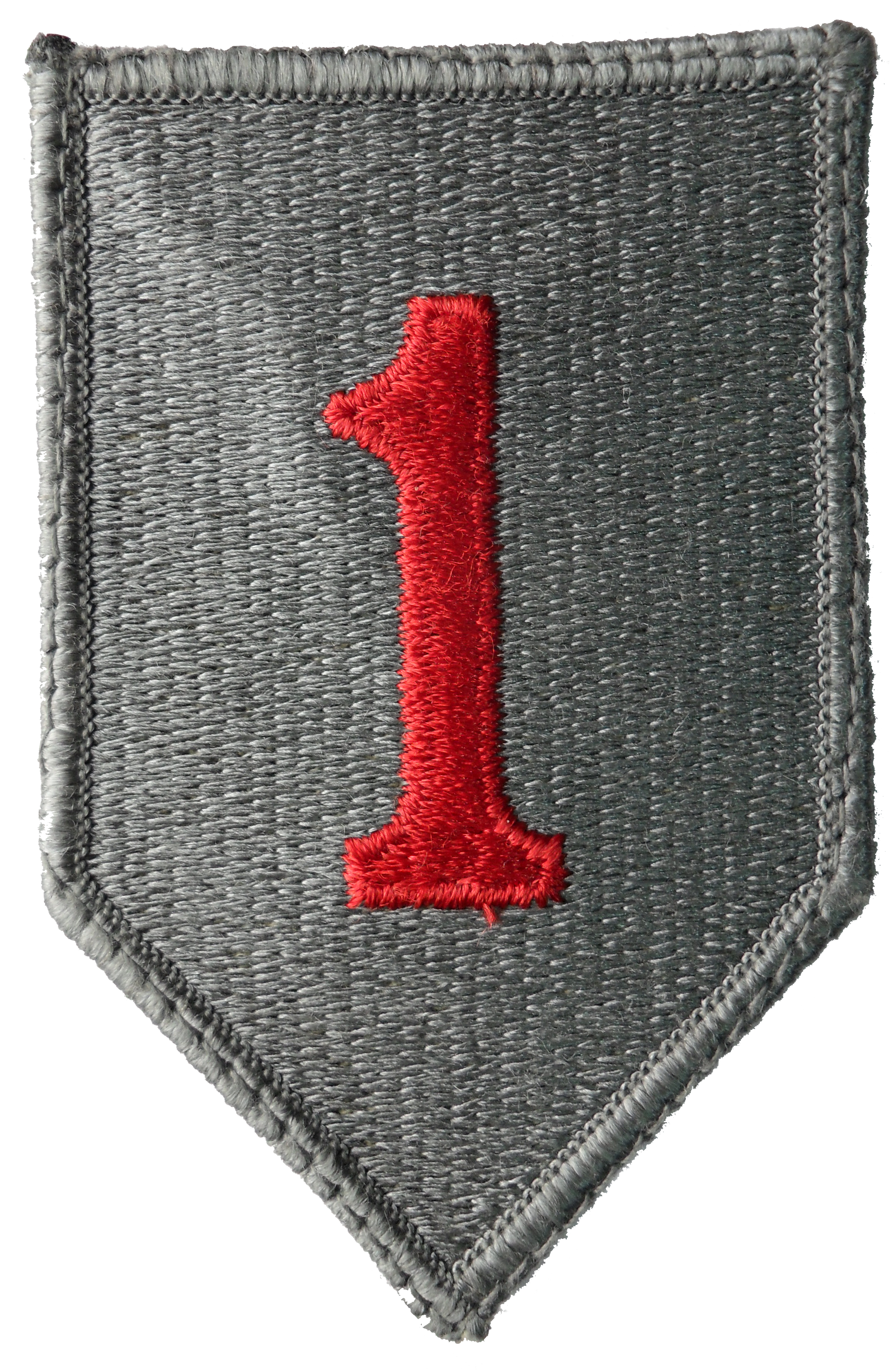 1st Infantry Division Iraqi Freedom Iraq War Big Red One Patch HON1754 F1D12F