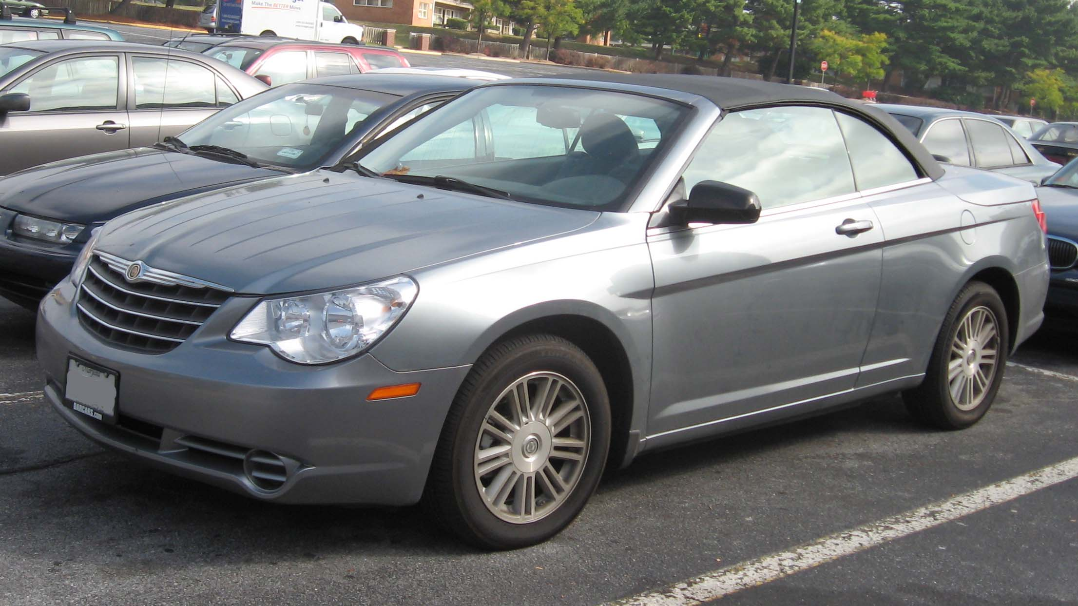 file 2008 chrysler sebring wikimedia commons. Black Bedroom Furniture Sets. Home Design Ideas