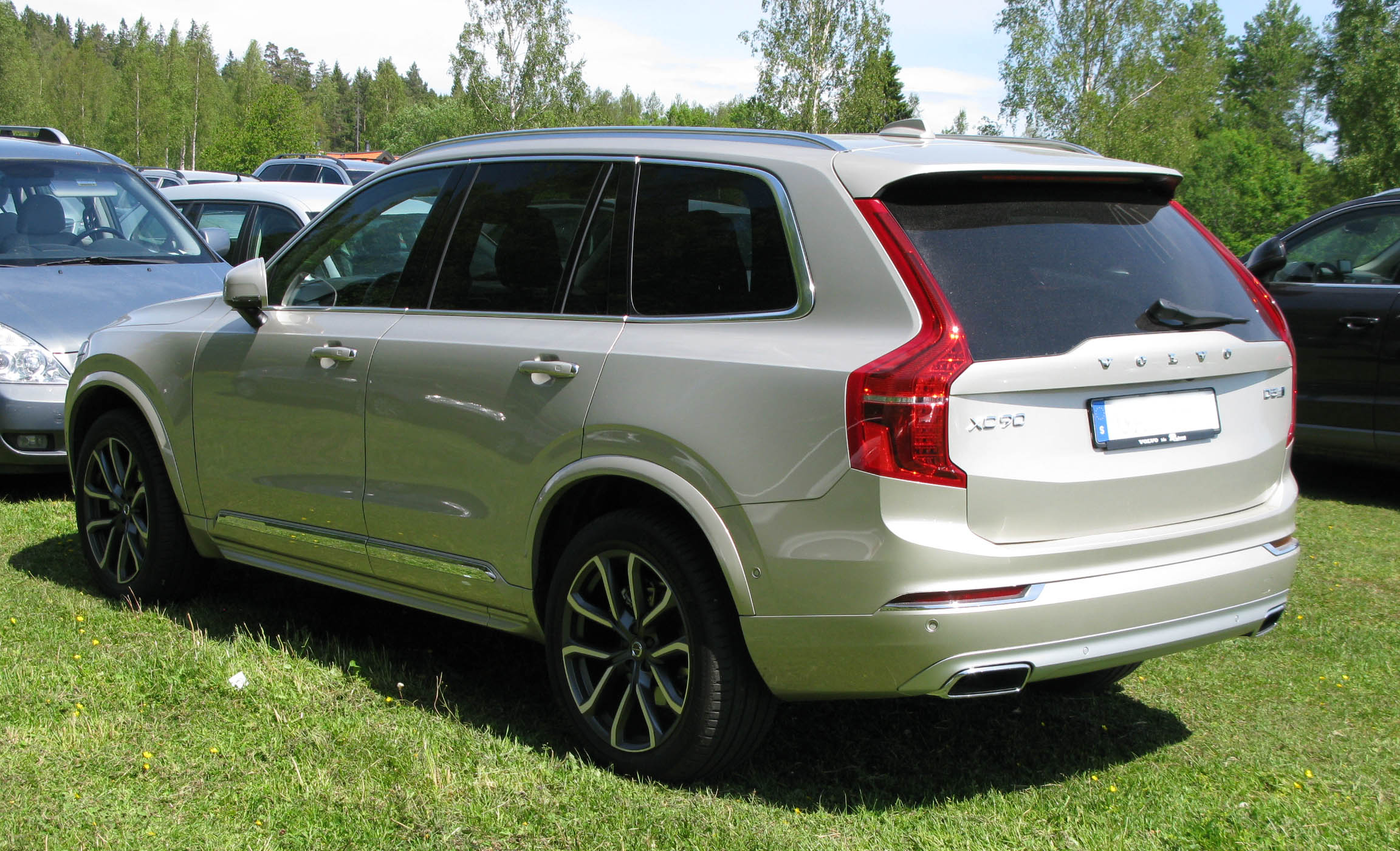 file 2015 volvo xc90 inscription wikimedia commons. Black Bedroom Furniture Sets. Home Design Ideas