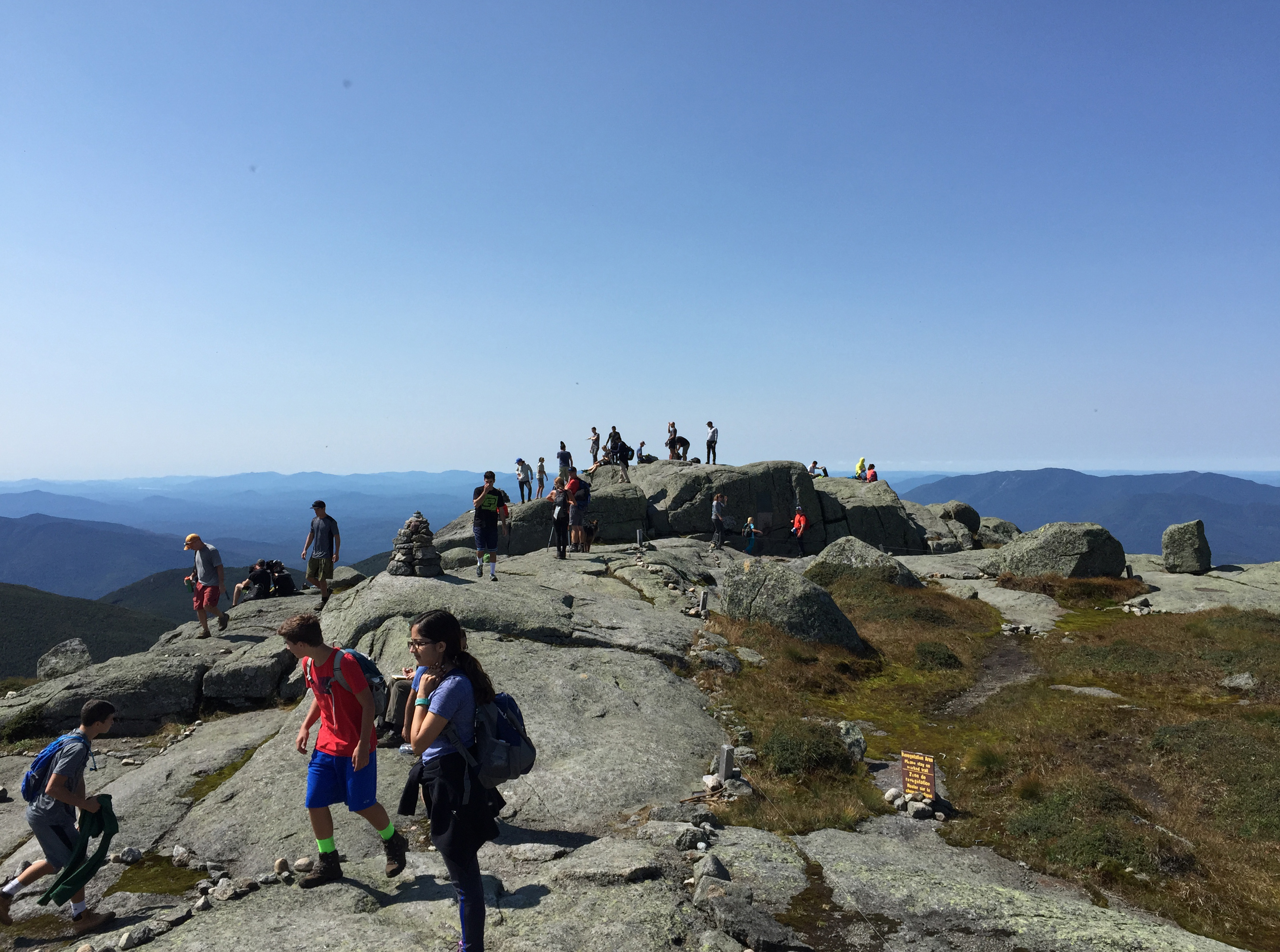 New york essex county keene - File 2016 09 04 11 58 54 The Summit Of Mount Marcy At
