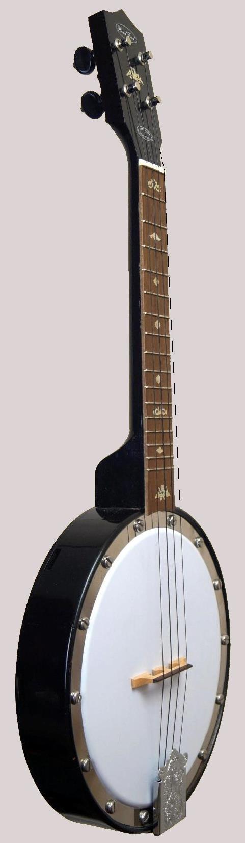 bob headford kent Banjo at Ukulele Corner