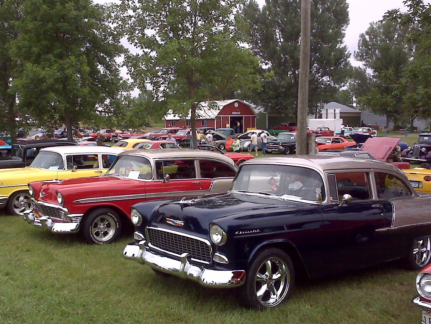 File:35th Classic Car Show in Fergus Falls Otter Tail County Minnesota.jpg