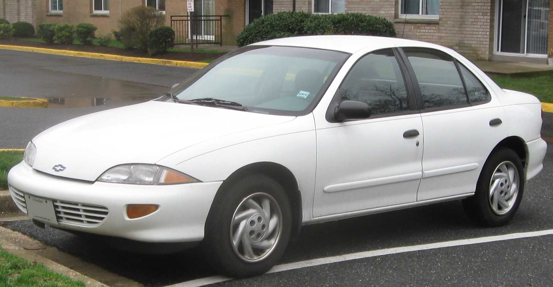 Chevrolet Cavalier Wikiwand