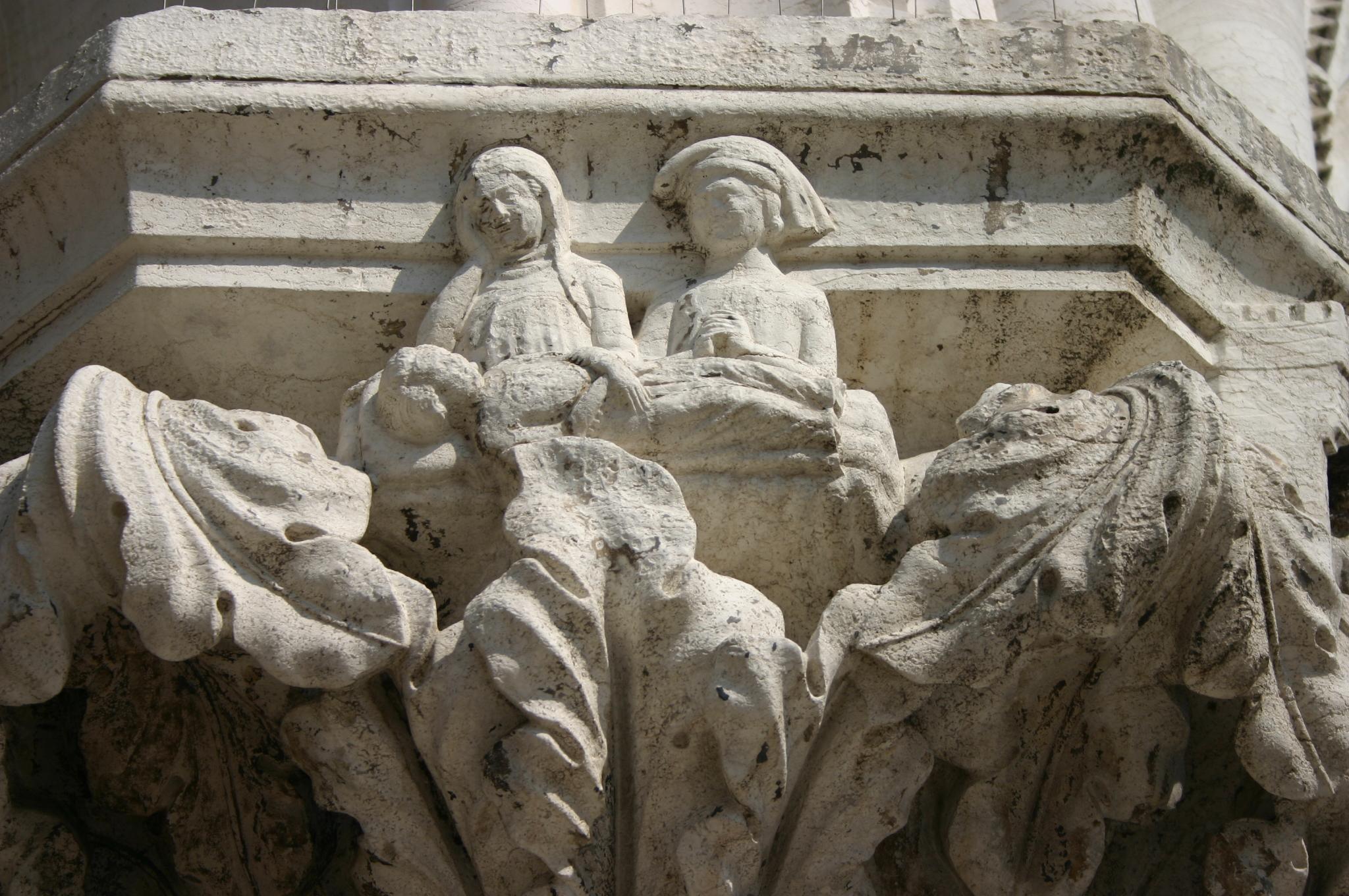 File 4163 venezia palazzo ducale capitello 24 fasi for Palazzo 24