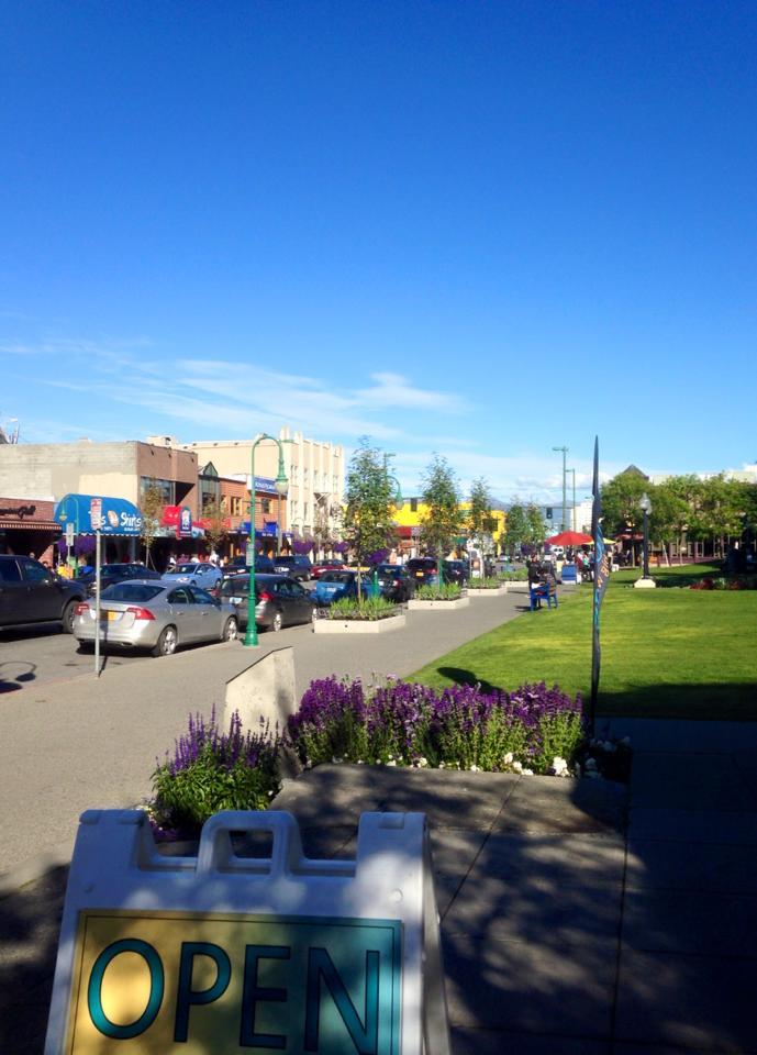 Downtown Restaurants Anchorage Alaska