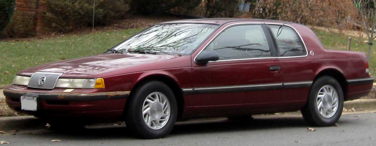 Mercury Cougar - Wikipedia, the free encyclopedia