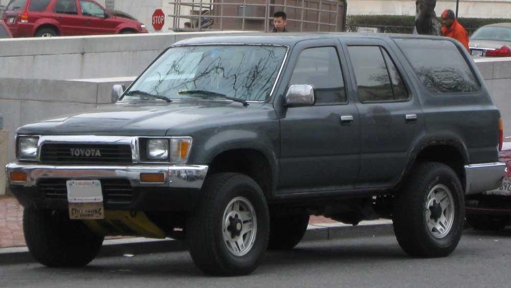 Toyota 4Runner/Hilux Surf (N120/N130)