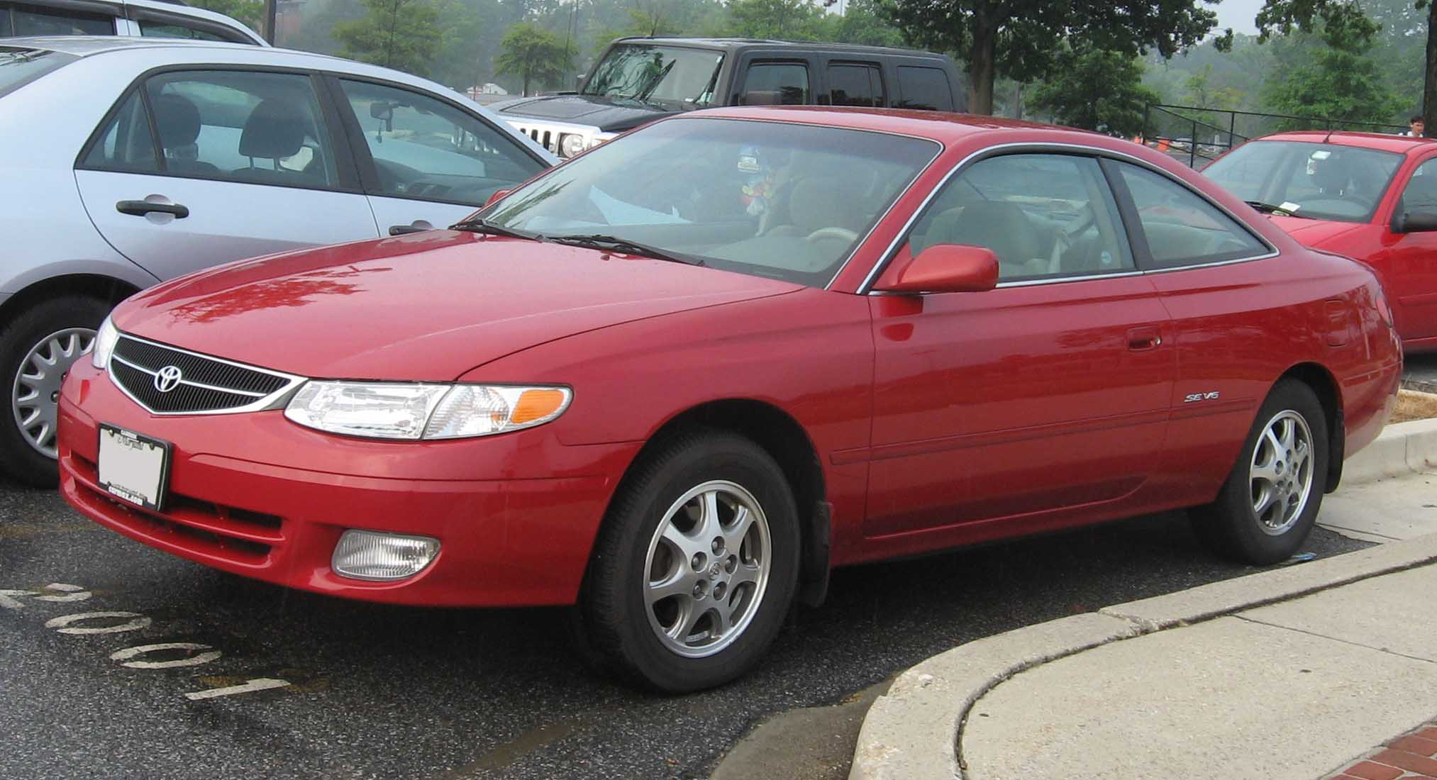 99-01_Toyota_Solara Wonderful Kelley Blue Book 2006 toyota Camry Cars Trend