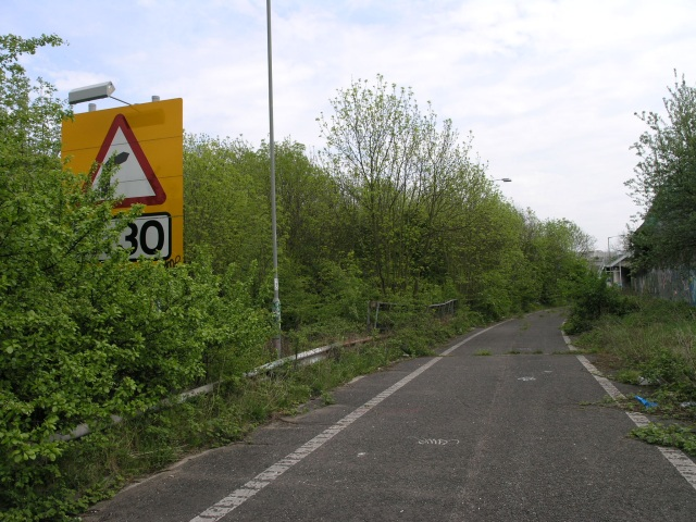File:Abandoned Motorway Junction - geograph.org.uk - 18901.jpg