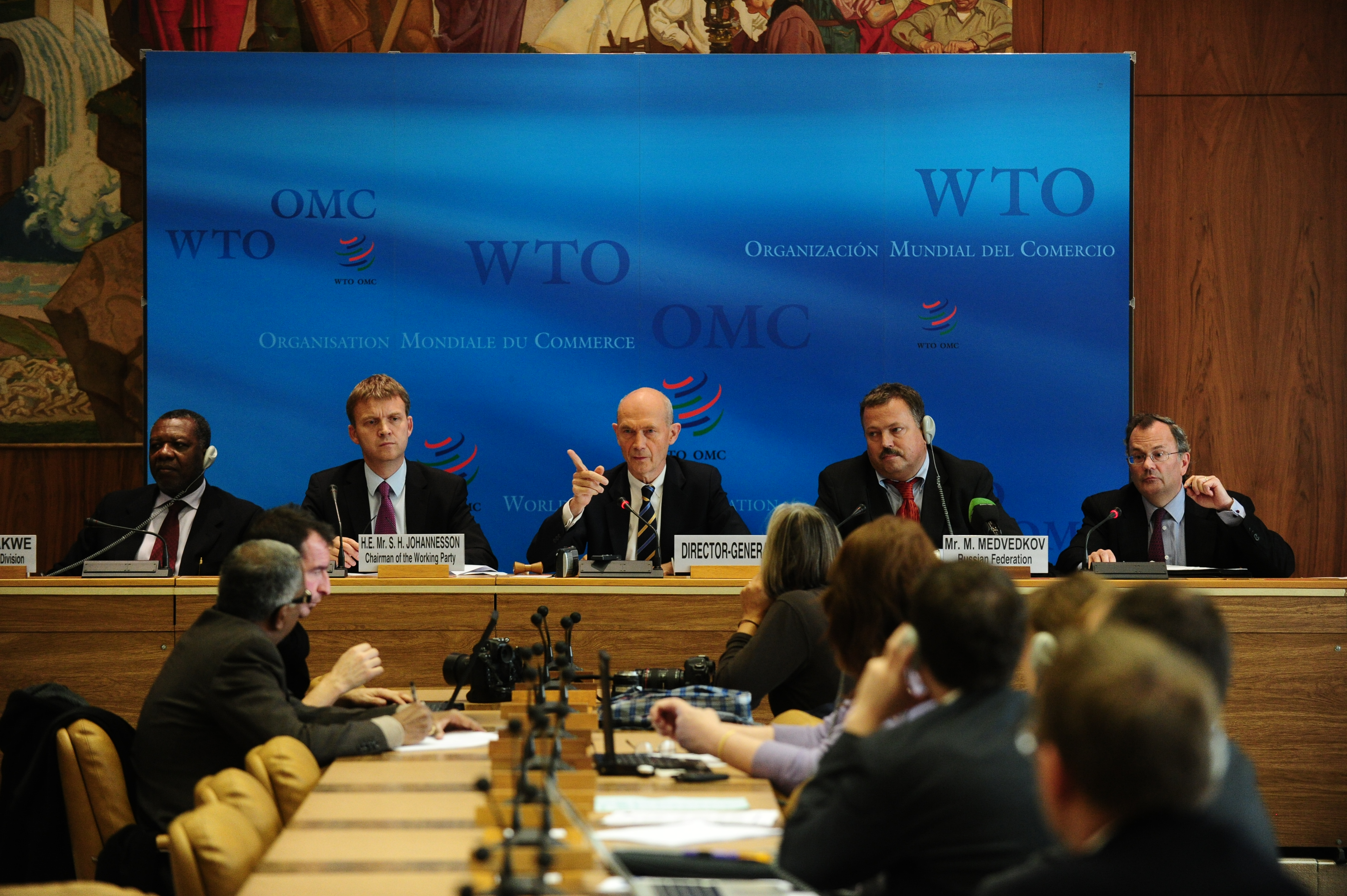russia in wto Washington, dc – china and russia have failed to embrace the market-oriented economic policies championed by the world trade organization (wto) and are not living.