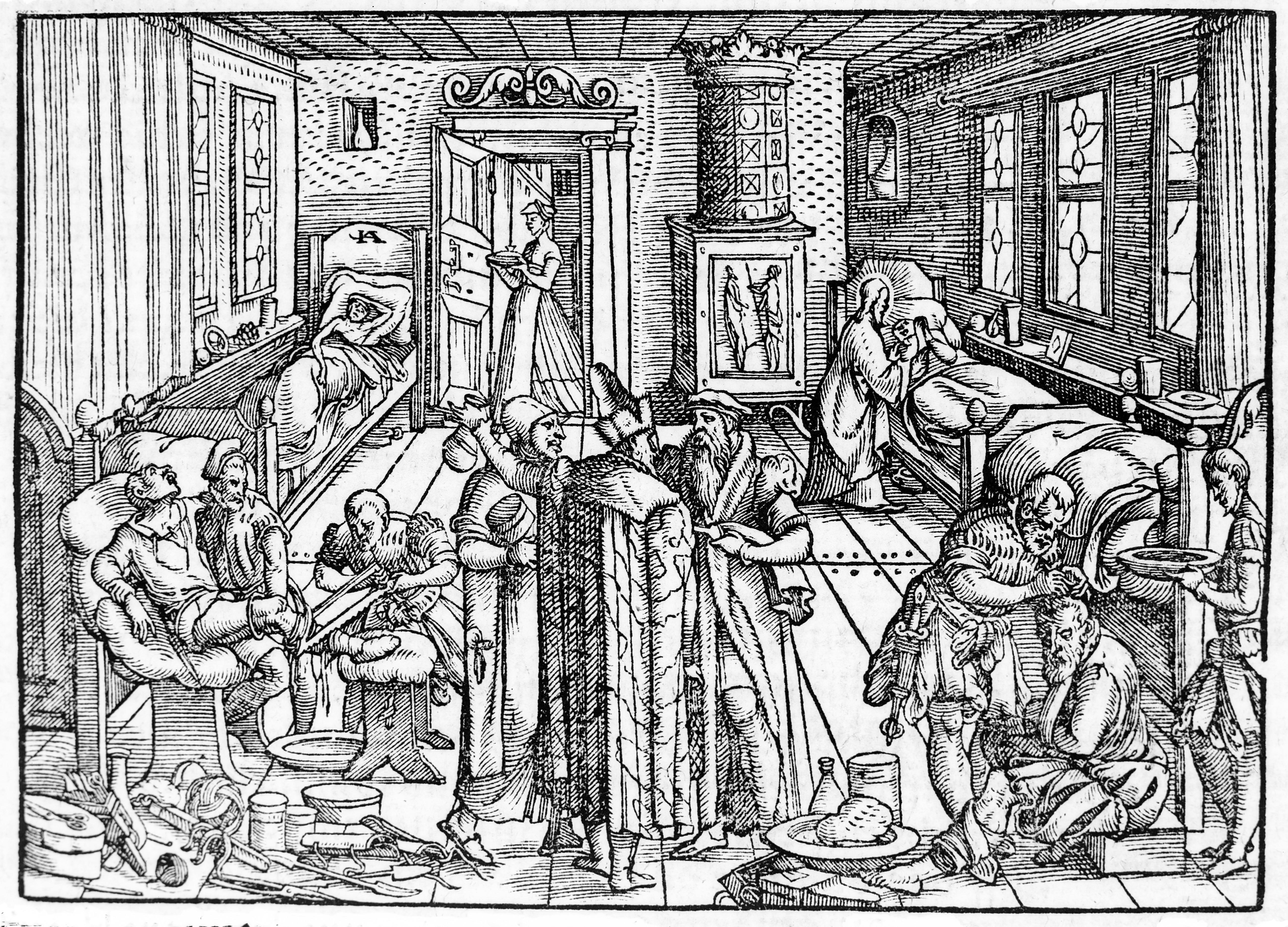 Медицина в европе картинки
