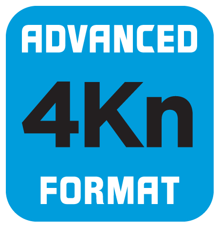 Advanced Format 4K native logo