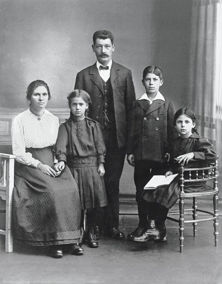 Aenne Burda Franz Burda