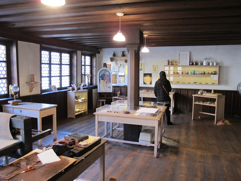 Werkstatt, Atelier of Albrecht Dürer per Wikimedia