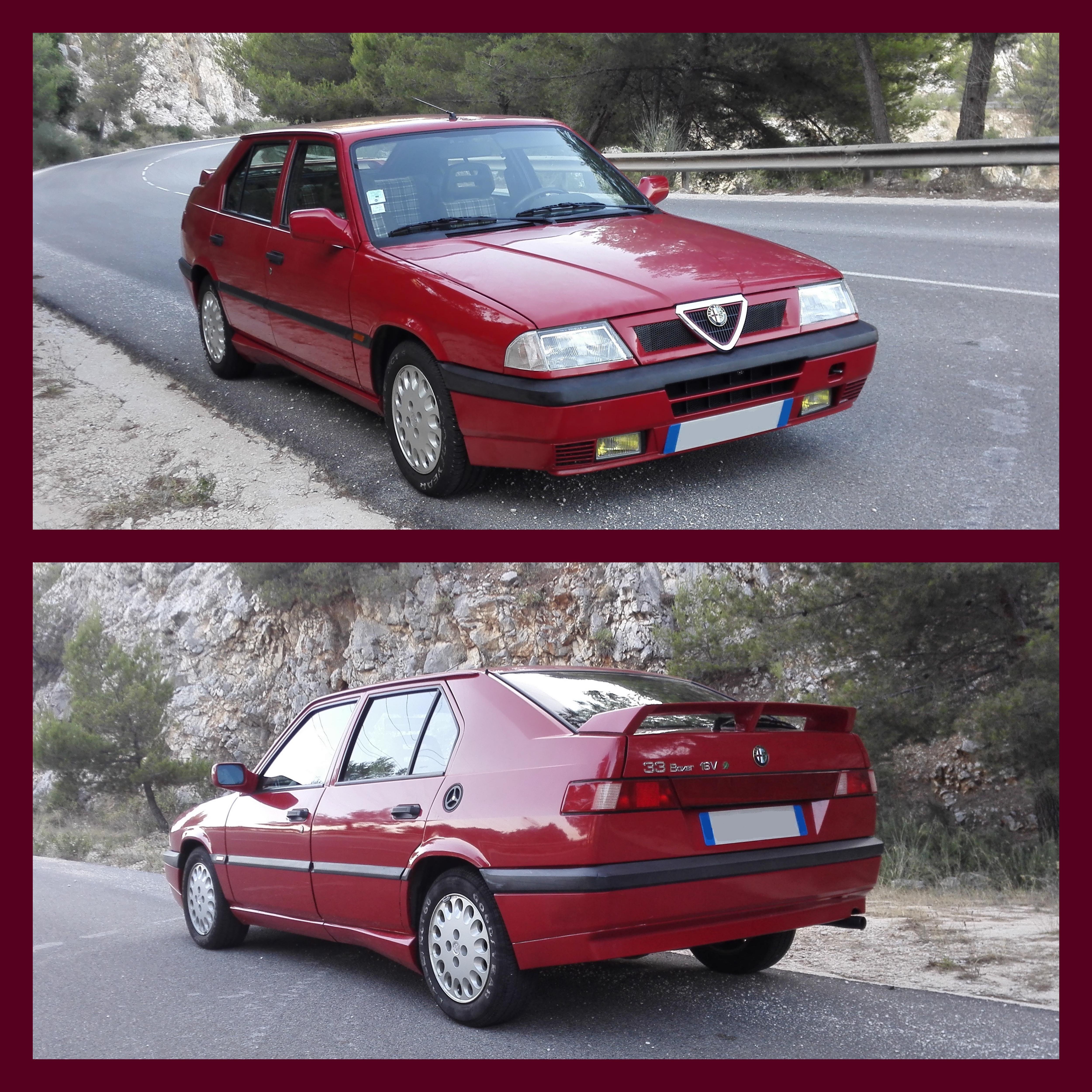 File Alfa Romeo 33 16v Quadrifoglio Verde 1990 Jpg Wikimedia Commons
