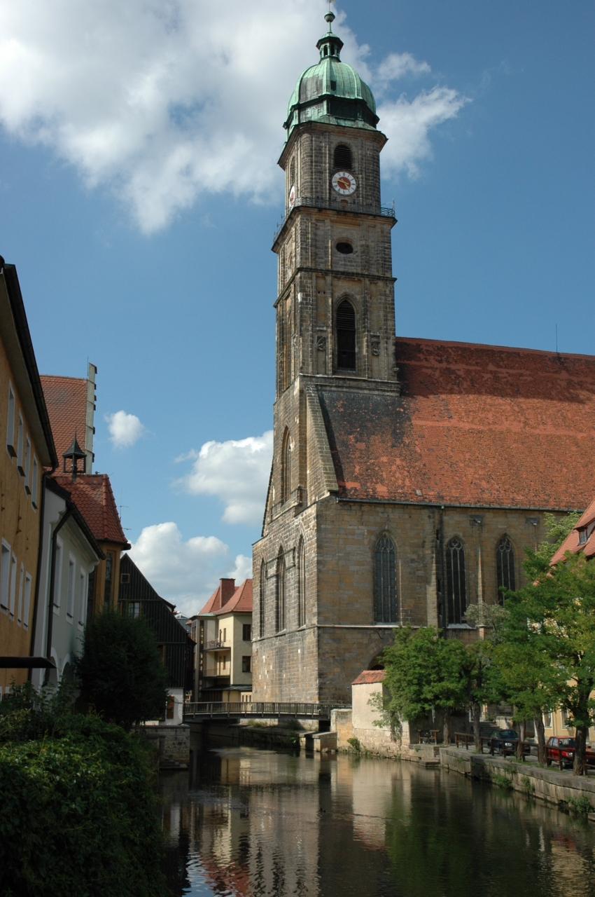 katholische kirche amberg