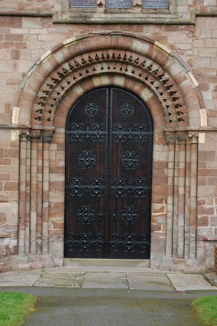 FileArch at Ledbury Church - geograph.org.uk - 1024006.jpg & File:Arch at Ledbury Church - geograph.org.uk - 1024006.jpg ...