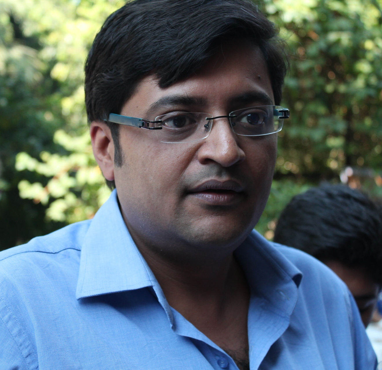 Arnab Goswami - Wikipedia