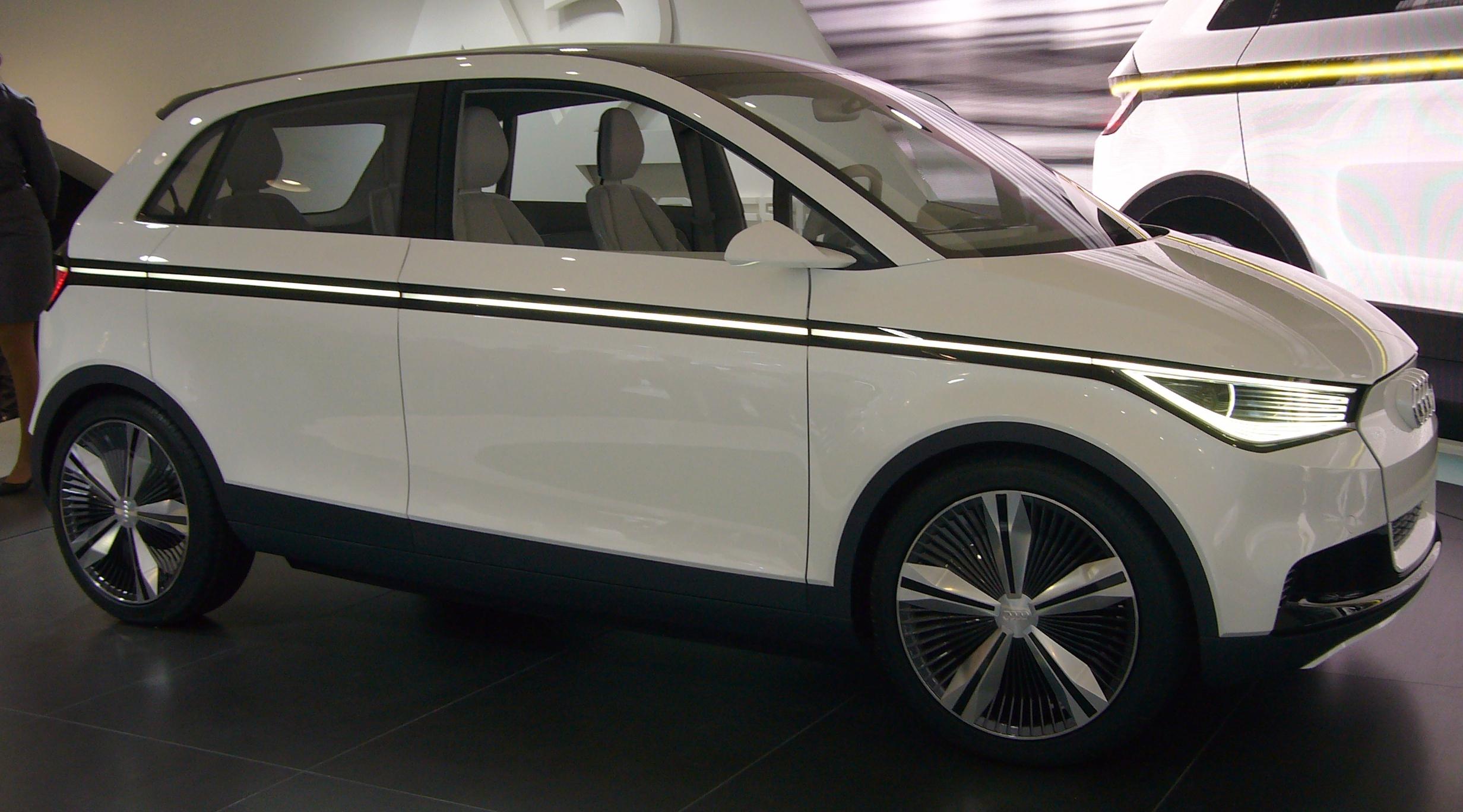 File Audi A2 Concept Front Side Quarter Jpg
