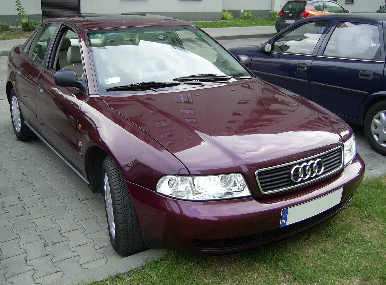 File:Audi A4 B5 PD-self.jpg - Wikimedia Commons