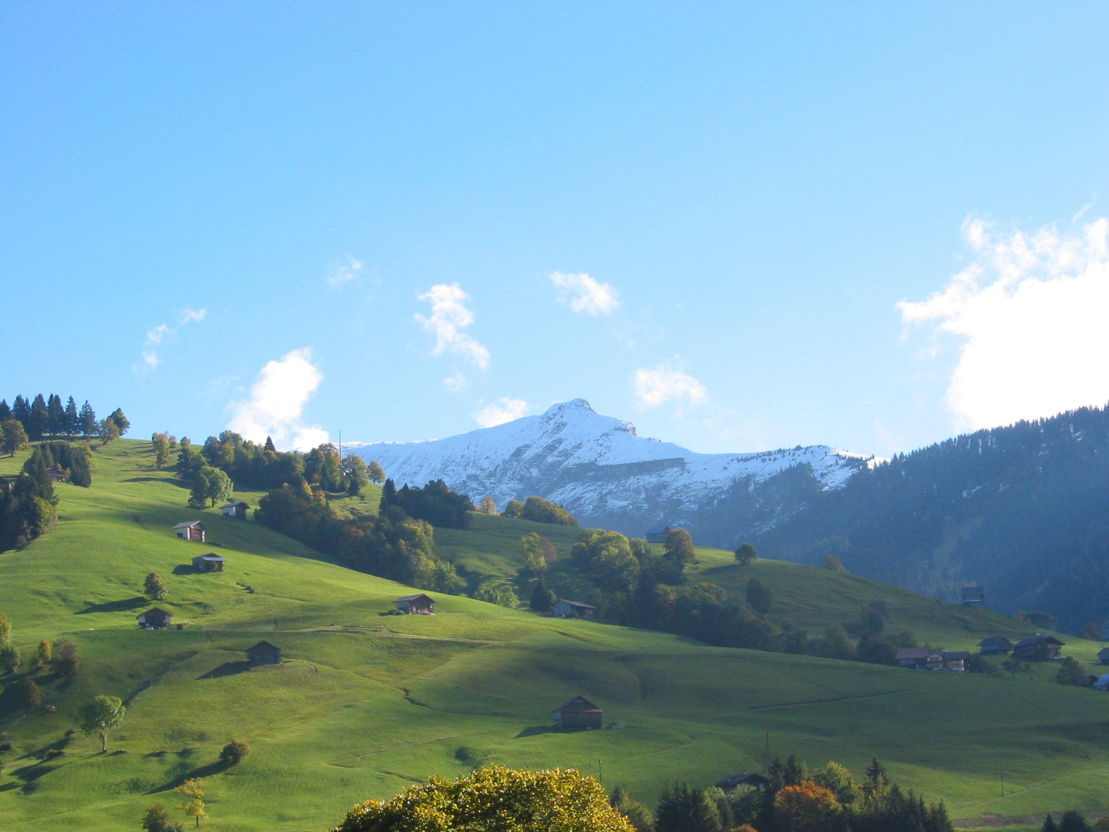 Mod le infobox montagne for Les paysages