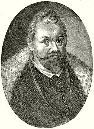 Báthory Kristóf erdélyi fejedelem