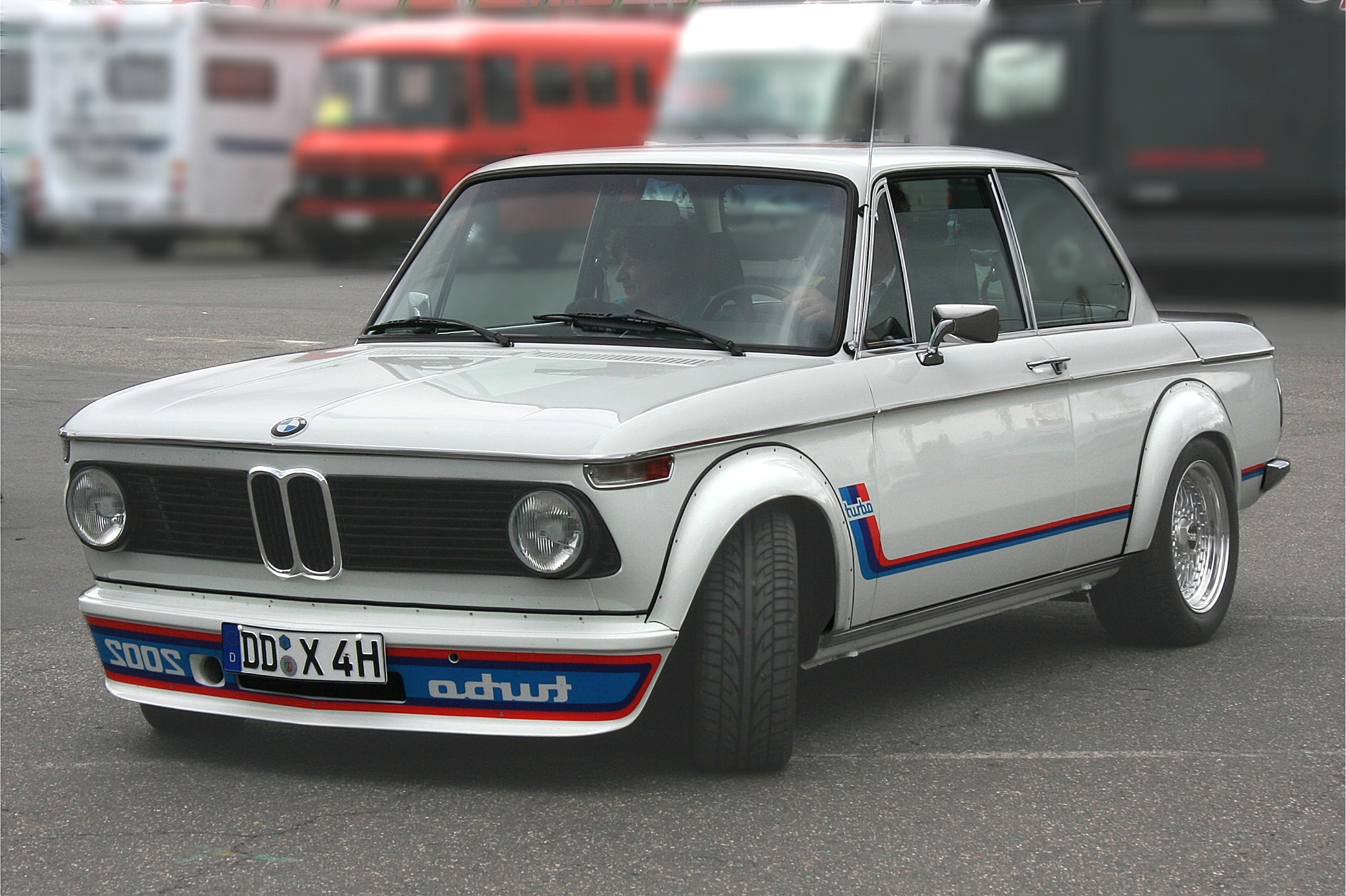 Bmw 2002 Tii Race Car >> Classic BMWs | MuscleTalk.co.uk