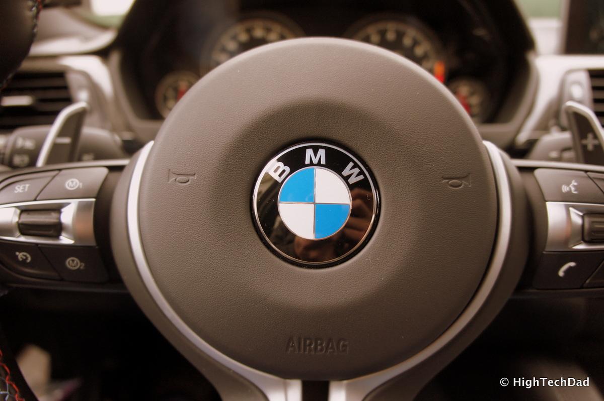 File Bmw Steering Wheel Emblem 2015 Bmw M3 15980458946 Jpg Wikimedia Commons