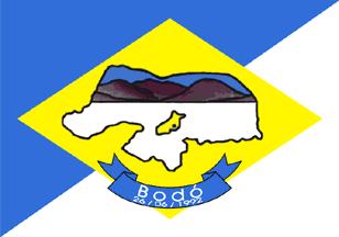 Bandeira de Bodó