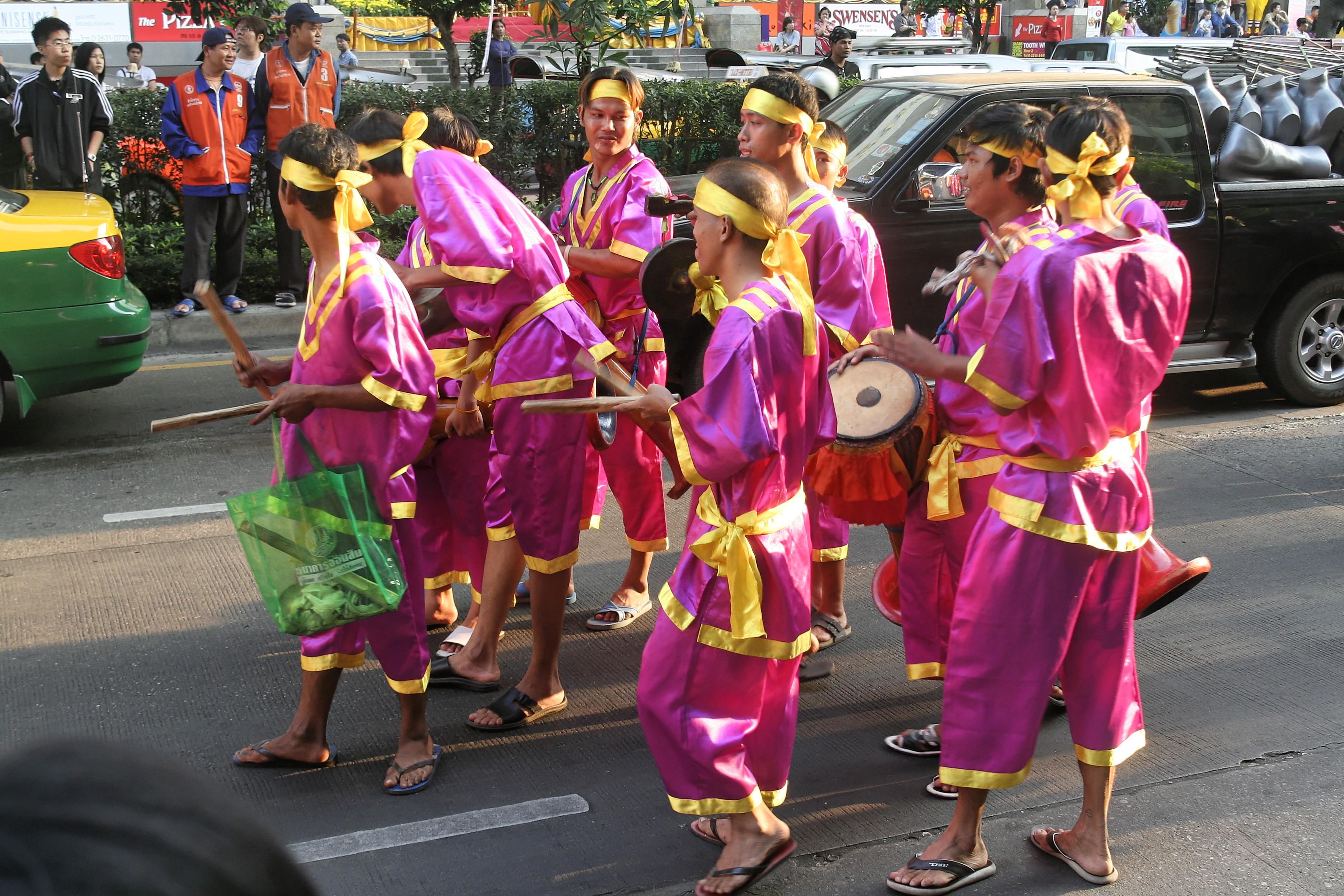 Gay pride thailand