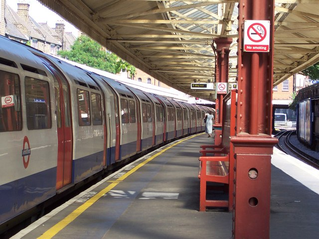 Barons Court Station - geograph.org.uk - 313405