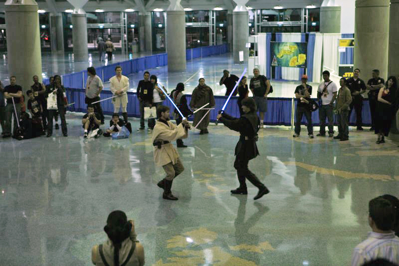 By Official Star Wars Blog (Battle of the Heroes) [CC-BY-2.0 (http://creativecommons.org/licenses/by/2.0)], via Wikimedia Commons