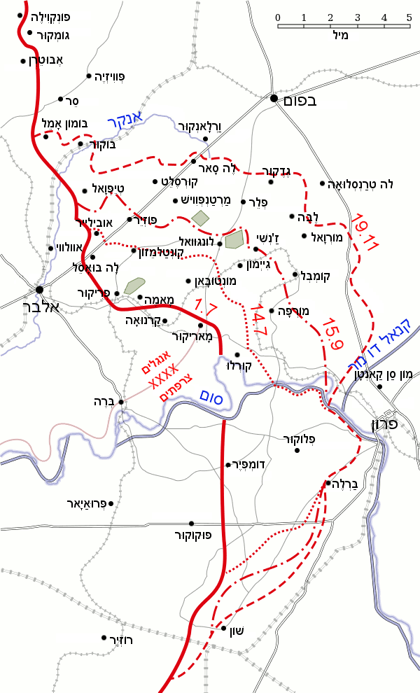 File:Battle of the Somme 1916 map HE.png - Wikimedia Commons